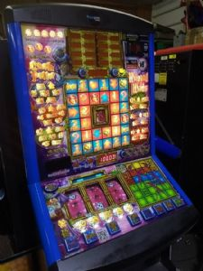 Wizard of Wads  - Latest £100 Jackpot Pub Fruit Machine **REDUCED **